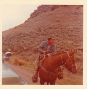 A typical Western Colorado Cowboy