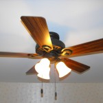 The Five Minute Ceiling Fan Project